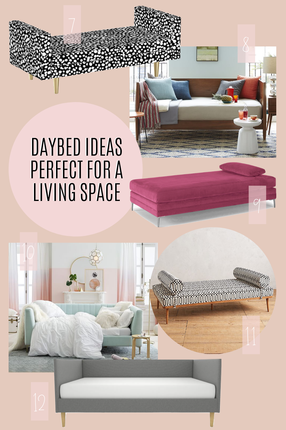 daybed ideas