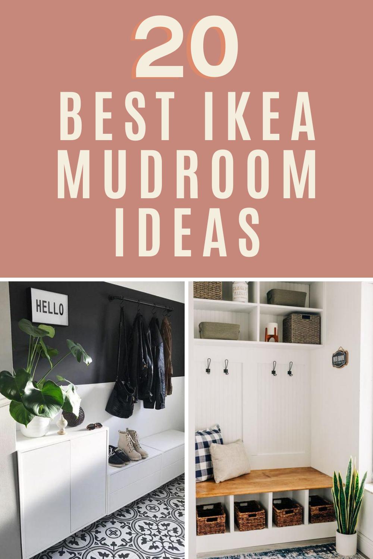 Ikea Mudroom Ideas