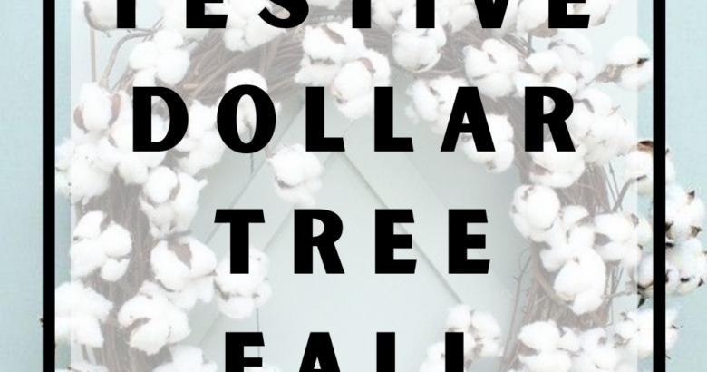 Dollar Tree Fall Wreaths