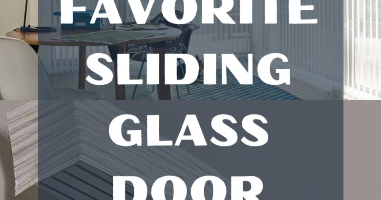 Favorite Sliding Glass Door Coverings